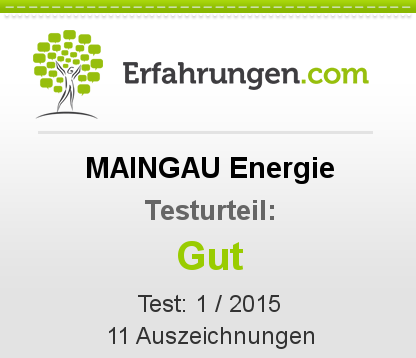 MAINGAU-Energie-Test