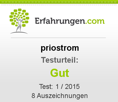 Priostrom-Test