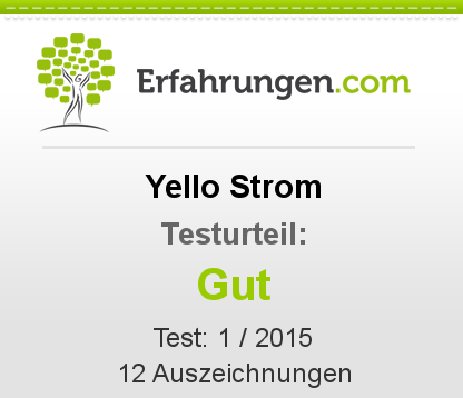 Yello Strom im Test